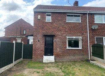 Thumbnail 2 bed semi-detached house for sale in Royds Close Crescent, Thrybergh, Rotherham