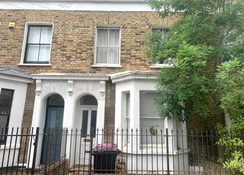 Thumbnail 3 bed terraced house to rent in Swaton Road, London