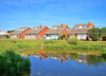 Thumbnail 3 bed detached house for sale in Lake View, Pagham, Bognor Regis