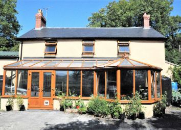 Thumbnail 4 bed farmhouse for sale in Llandewi Velfrey, Narberth