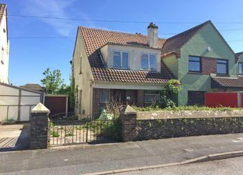 Thumbnail 3 bed semi-detached house for sale in 17 Gillard Road, Brixham, Devon