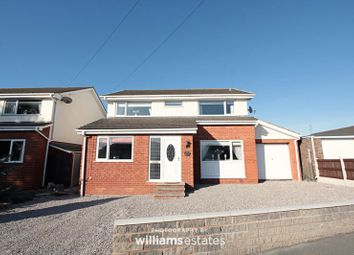 Thumbnail 4 bed detached house for sale in Maes Derwen, Rhuddlan, Rhyl