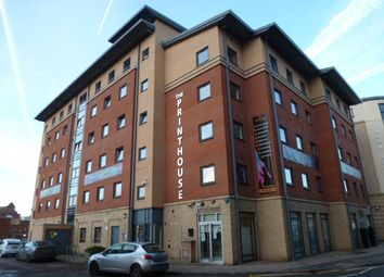 Thumbnail 1 bed flat for sale in Woodgate, Loughborough