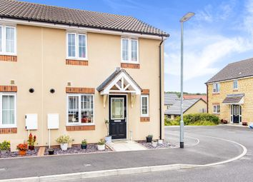 Thumbnail 3 bed semi-detached house for sale in Everlanes Close, Milborne Port, Sherborne