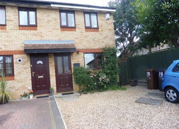 Thumbnail 2 bedroom semi-detached house for sale in South Copse, Northampton