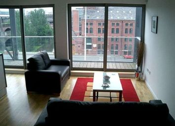 Thumbnail 2 bed flat to rent in The Boxworks, 4 Worsley Street, Castlefields