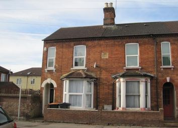 Thumbnail 4 bed semi-detached house to rent in Fosterhill Road, Bedford