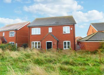 Thumbnail 4 bed detached house for sale in Pasture Lane, Scartho Top, Grimsby, Lincolnshire