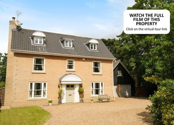 Thumbnail 5 bed detached house for sale in Elsing Road, Lyng, Norwich