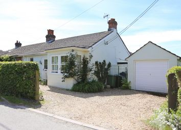 Thumbnail 3 bed semi-detached bungalow for sale in High Street, Soberton, Southampton
