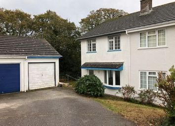 Thumbnail 3 bed terraced house to rent in Treverbyn Road, Goldenbank, Falmouth