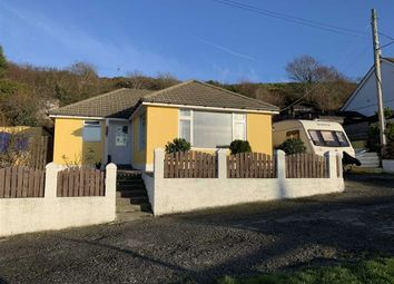 Thumbnail 3 bed detached bungalow for sale in Bryn Road, Aberaeron, Ceredigion