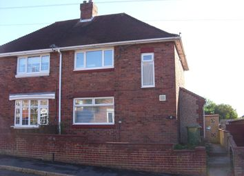 Thumbnail 3 bed semi-detached house to rent in Tunstall Road, Cosham, Portsmouth