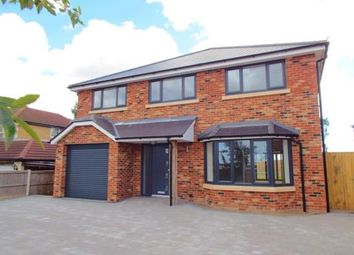 Thumbnail 5 bed detached house for sale in Archers Court Road, Whitfield., Dover, Kent