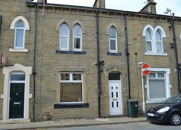 Thumbnail 2 bed terraced house for sale in Clapham Street, Denholme, Bradford
