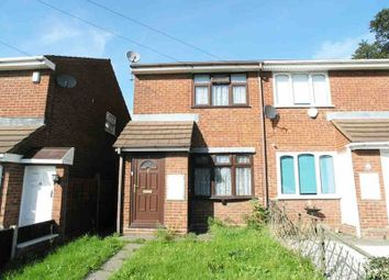 Thumbnail 2 bedroom semi-detached house to rent in Leys Road, Brockmoor