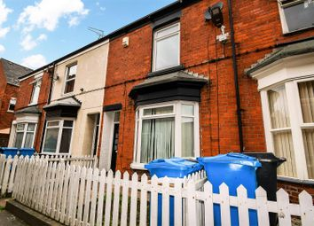 Thumbnail 2 bed terraced house for sale in 3 Henley Avenue, Brazil Street, Hull