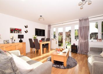 Thumbnail 3 bed town house for sale in Westwood Close, Lenham, Maidstone, Kent
