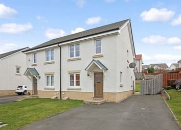 Thumbnail 3 bed semi-detached house for sale in 22 Easter Langside Crescent, Dalkeith, Midlothian