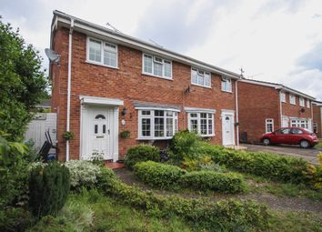 Thumbnail 3 bed semi-detached house to rent in Pennine Way, Farnborough