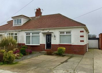 Thumbnail Semi-detached bungalow for sale in Fairholme Avenue, South Shields
