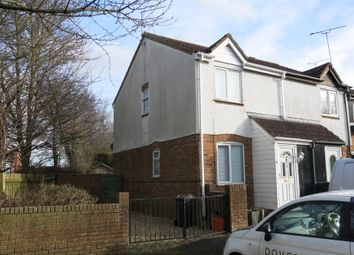 Thumbnail 2 bed end terrace house to rent in Nevis Close, Sparcells, Swindon