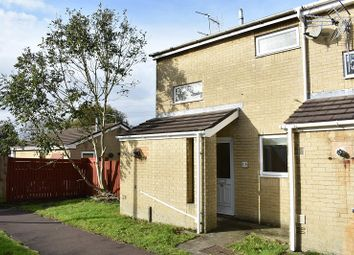 Thumbnail 2 bed semi-detached house for sale in Llys Gwyn, Bridgend