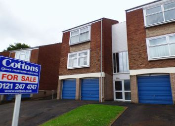 Thumbnail 1 bed flat for sale in Glynn Crescent, Halesowen