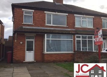 Thumbnail 3 bed semi-detached house to rent in Cottage Beck Road, Scunthorpe
