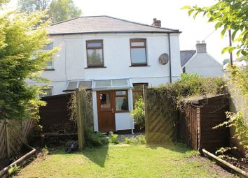 Thumbnail 2 bed semi-detached house for sale in Par Lane, St. Blazey Gate, Par