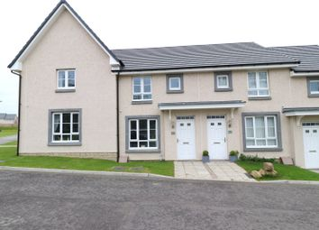 Thumbnail 3 bed terraced house to rent in 12 Threave Circle, Inverurie