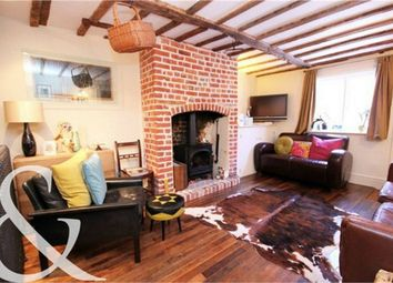 Thumbnail 2 bed terraced house to rent in Sopwell Lane, St.Albans