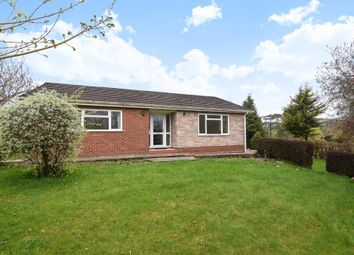 Thumbnail 3 bedroom detached bungalow for sale in Holcombe Drive, Llandrindod Wells