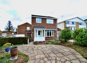 Thumbnail 3 bed detached house to rent in Barleyfields Close, Wetherby