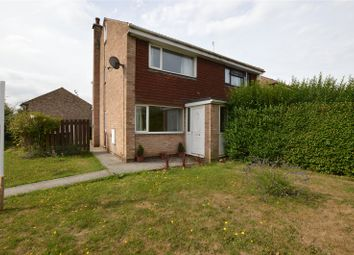 Thumbnail 3 bed semi-detached house for sale in Ludlow Avenue, Garforth, Leeds, West Yorkshire