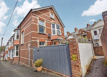 Thumbnail 4 bed end terrace house for sale in Herschell Road, Exeter