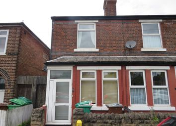 Thumbnail 2 bed end terrace house for sale in Scotland Road, Nottingham