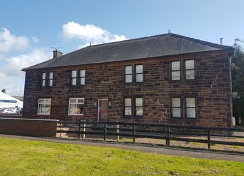 Thumbnail 1 bed flat to rent in Millburn Avenue, Dumfries