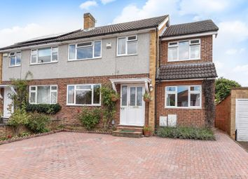 Thumbnail 5 bed semi-detached house for sale in St Johns, Woking