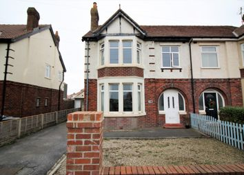 Thumbnail 4 bed semi-detached house for sale in Kelso Avenue, Thornton-Cleveleys
