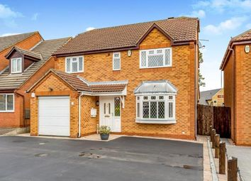 4 bed detached house for sale in Hawkstone Close, Duston Village, Northampton, Northamptonshire NN5
