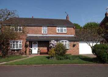 Thumbnail 5 bed detached house for sale in Swanwick Close, Goosetry