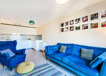 Thumbnail 3 bed flat for sale in Effra Parade, London