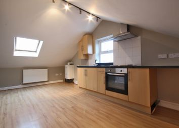 Thumbnail 2 bed flat to rent in Pennington, Hampshire