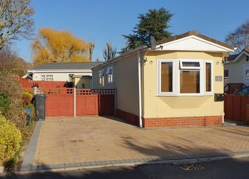 Thumbnail 1 bed mobile/park home for sale in Shamblehurst Lane South, Hedge End, Southampton