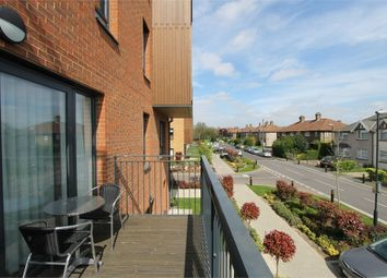 Thumbnail 3 bed flat to rent in Johnson Court, 39 Meadowside, London