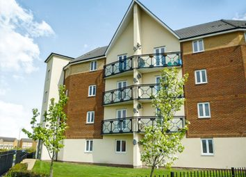 Thumbnail 2 bedroom flat for sale in Eagle Way, Hampton Centre, Peterborough