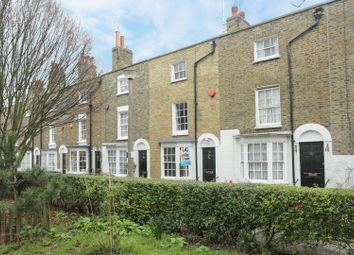 Thumbnail 2 bed terraced house for sale in Liverpool Lawn, Ramsgate