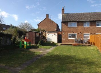 Thumbnail 3 bedroom end terrace house for sale in Ipswich, Suffolk