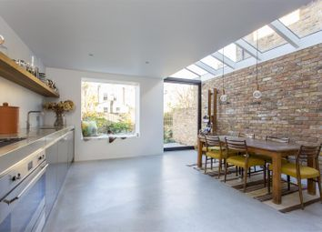 Thumbnail 4 bed terraced house to rent in Chesholm Road, Stoke Newington